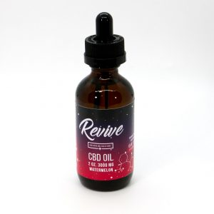 Revie CBD Hemp Oil 3000MG Watermelon